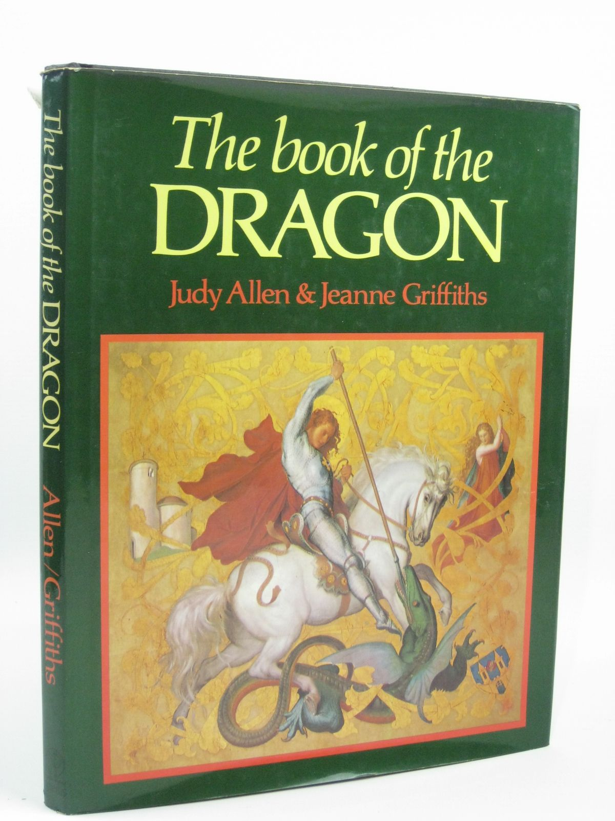 Photo of THE BOOK OF THE DRAGON- Stock Number: 1506565
