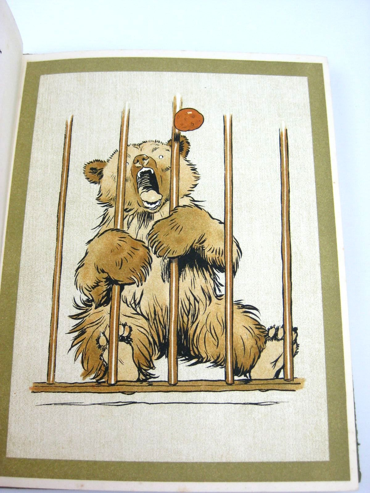 Photo of ZOO BABIES written by Farrow, G.E. illustrated by Aldin, Cecil published by Henry Frowde, Hodder & Stoughton (STOCK CODE: 1506658)  for sale by Stella & Rose's Books