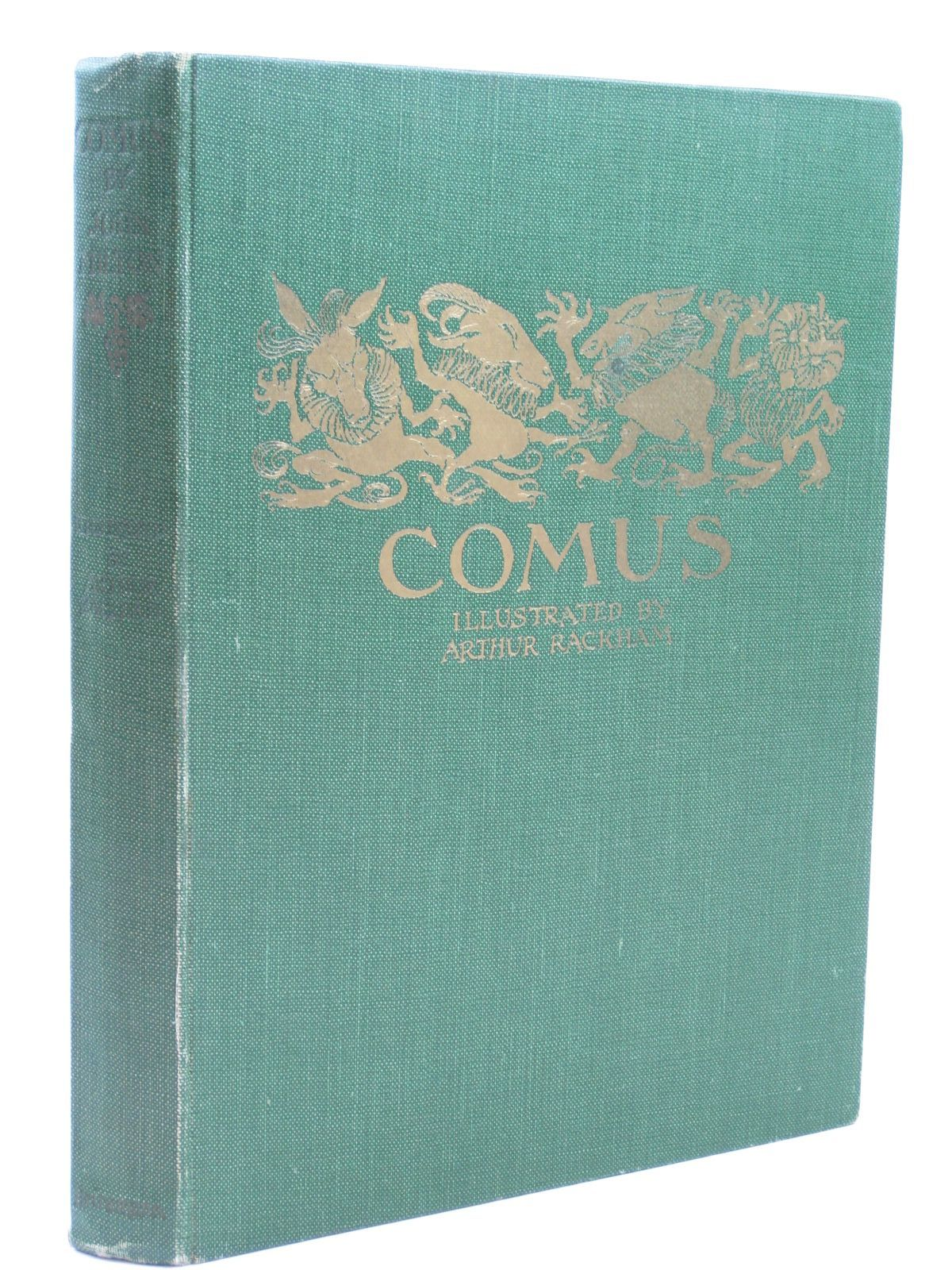 Photo of COMUS- Stock Number: 1506671