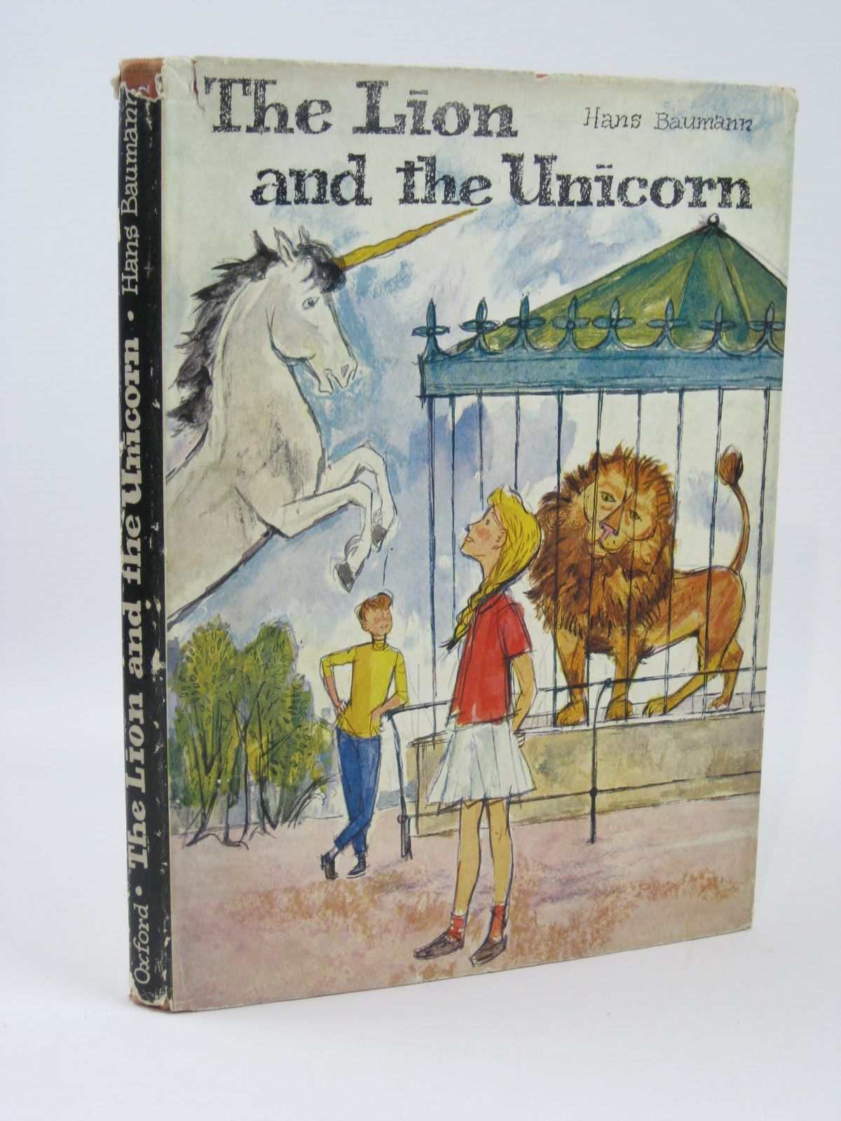 Photo of THE LION AND THE UNICORN- Stock Number: 1506730