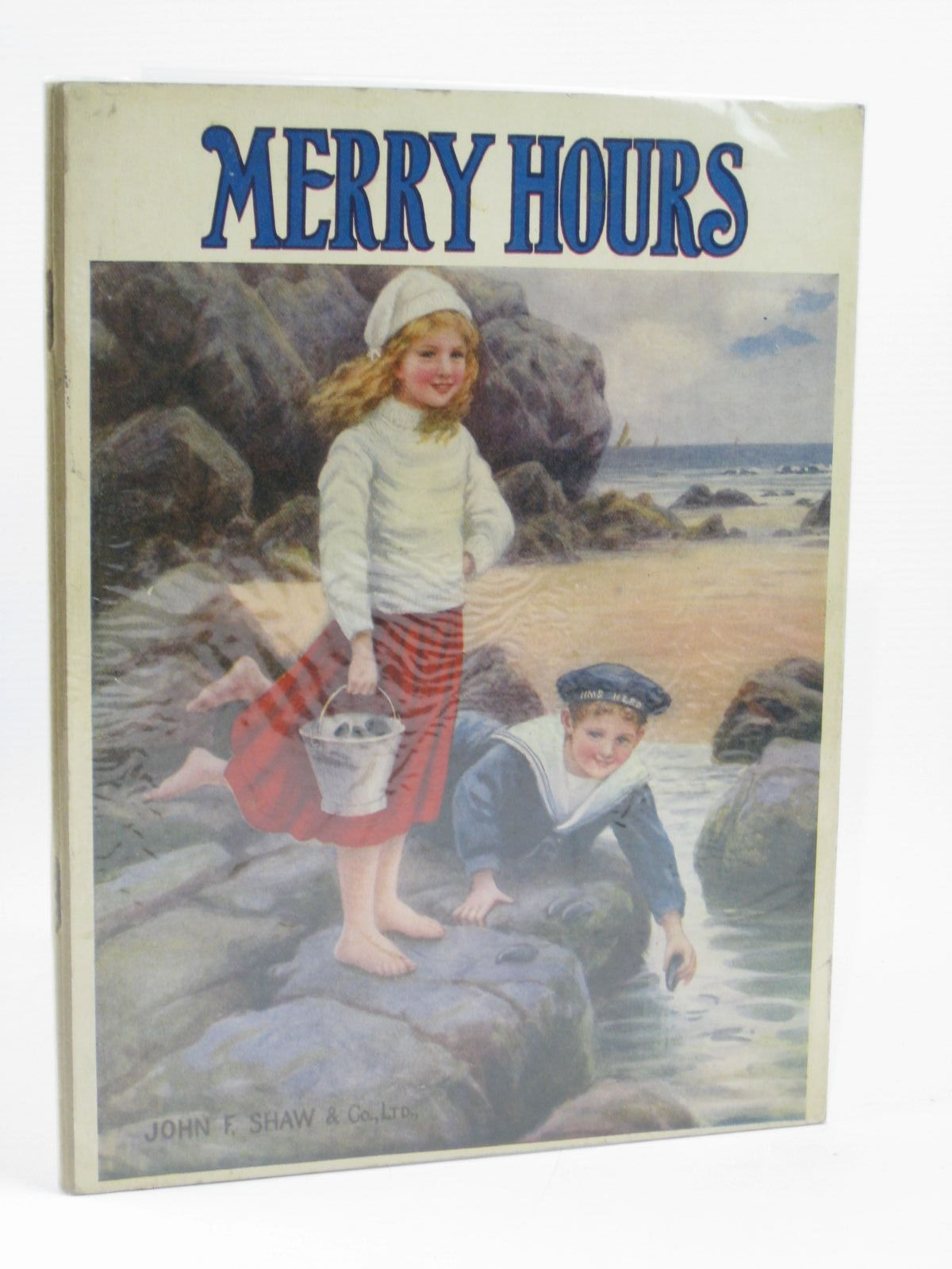 Photo of MERRY HOURS written by Mackintosh, Mabel illustrated by Wain, Louis