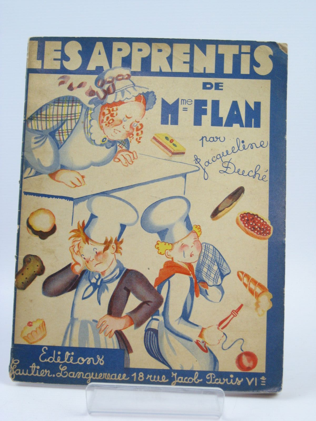 Photo of LES APPRENTIS DE MME FLAN- Stock Number: 1506831