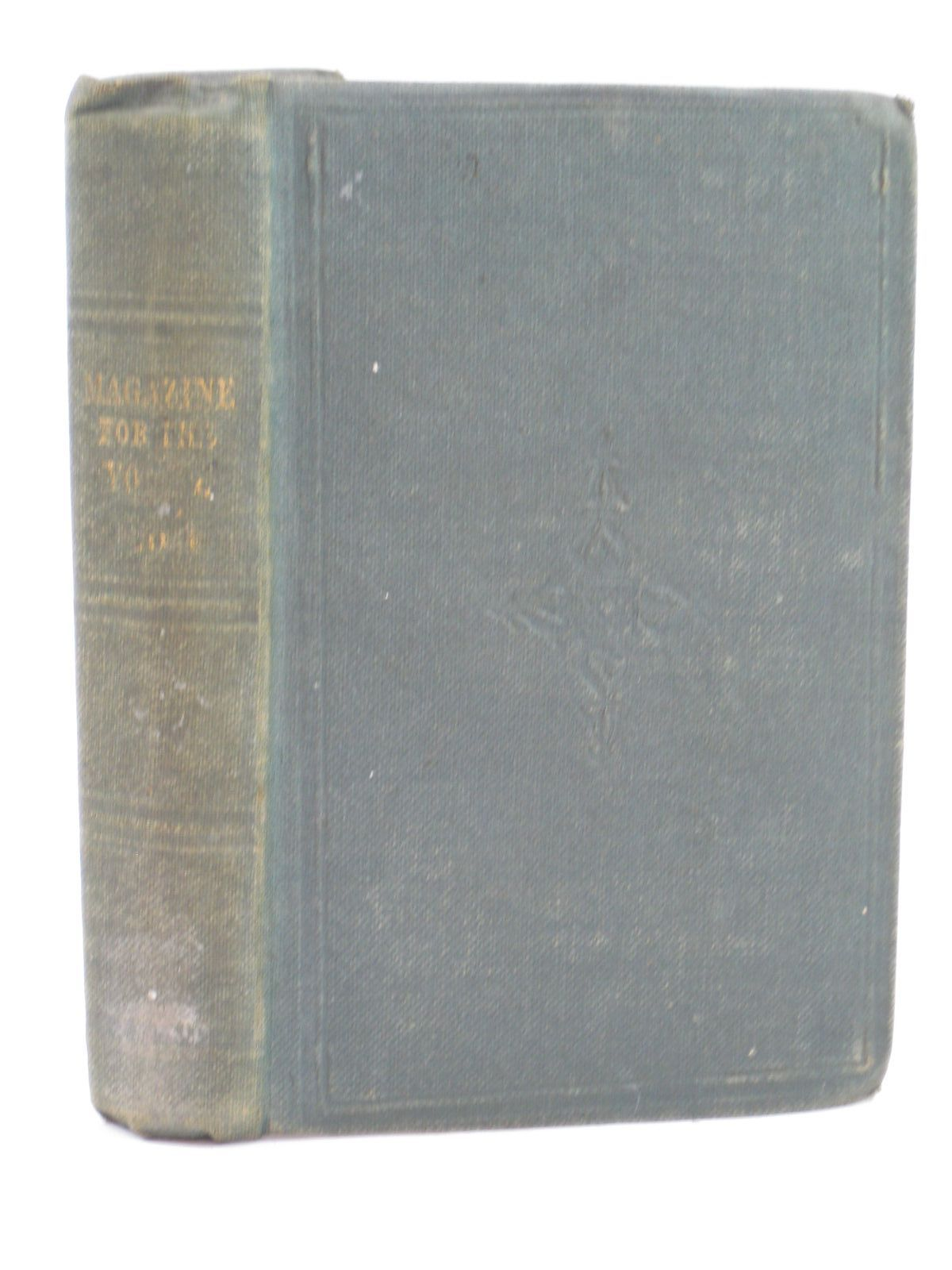 Photo of MAGAZINE FOR THE YOUNG 1864 published by John & Charles Mozley, Joseph Masters And Son (STOCK CODE: 1506836)  for sale by Stella & Rose's Books