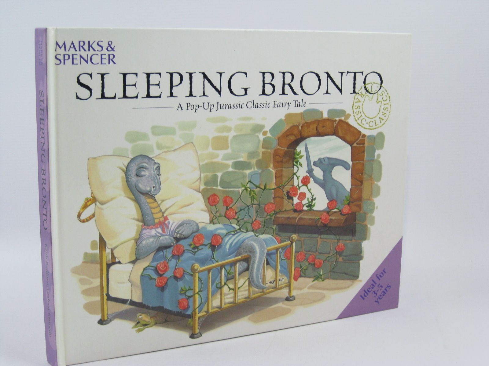 Photo of SLEEPING BRONTO- Stock Number: 1506844