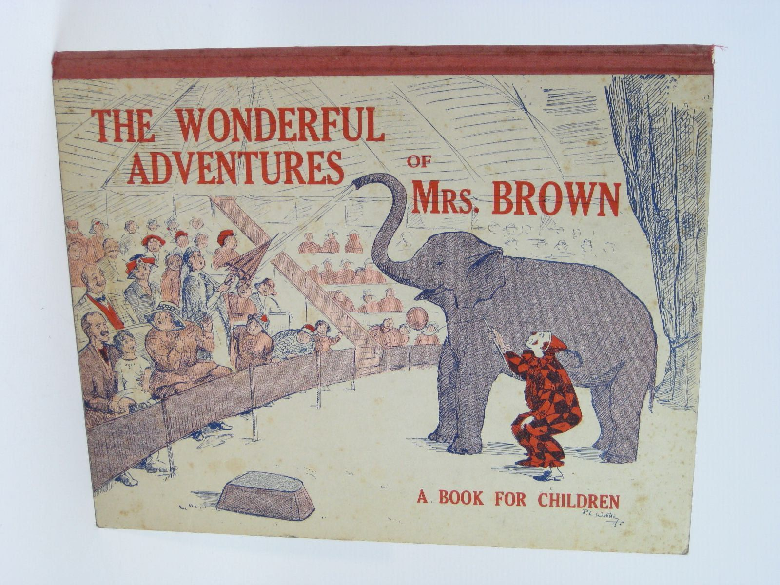 Photo of THE WONDERFUL ADVENTURES OF MRS. BROWN- Stock Number: 1506848