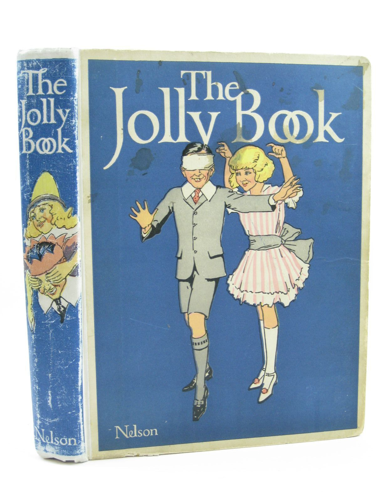 Photo of THE JOLLY BOOK - FIFTEENTH YEAR- Stock Number: 1506869