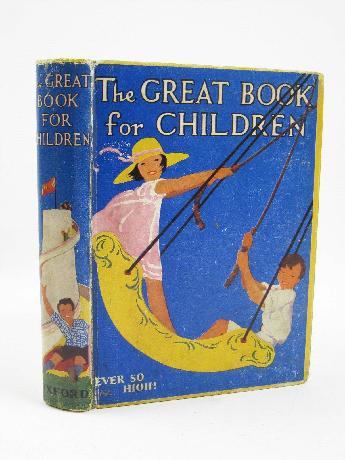 Photo of THE GREAT BOOK FOR CHILDREN written by Strang, Mrs. Herbert published by Humphrey Milford, Oxford University Press (STOCK CODE: 1506876)  for sale by Stella & Rose's Books