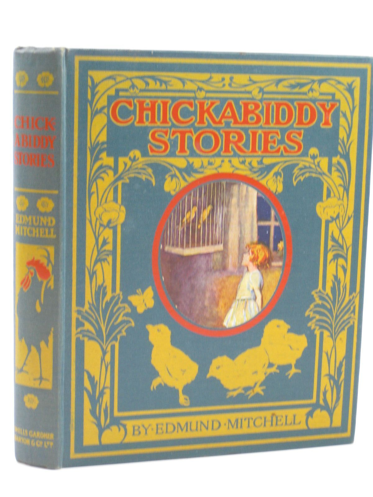 Photo of CHICKABIDDY STORIES written by Mitchell, Edmund illustrated by Barham, S. published by Wells Gardner, Darton & Co. Ltd. (STOCK CODE: 1506902)  for sale by Stella & Rose's Books