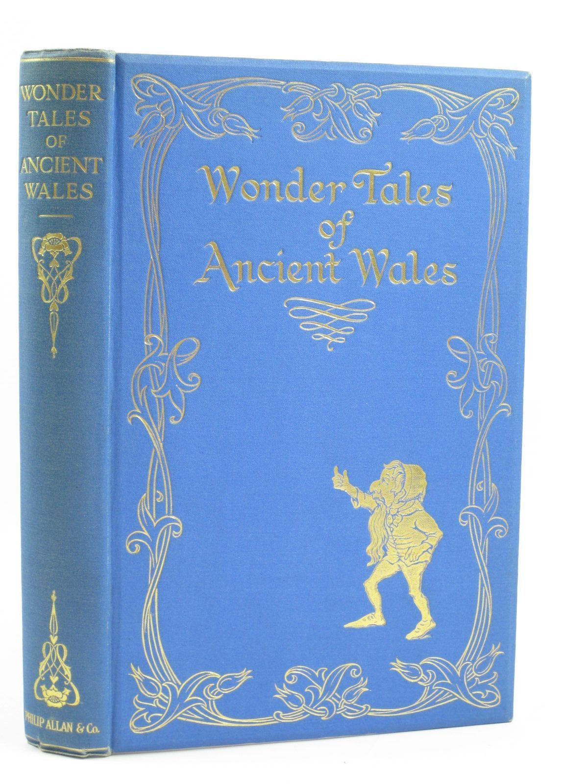 Photo of WONDER TALES OF ANCIENT WALES- Stock Number: 1506905