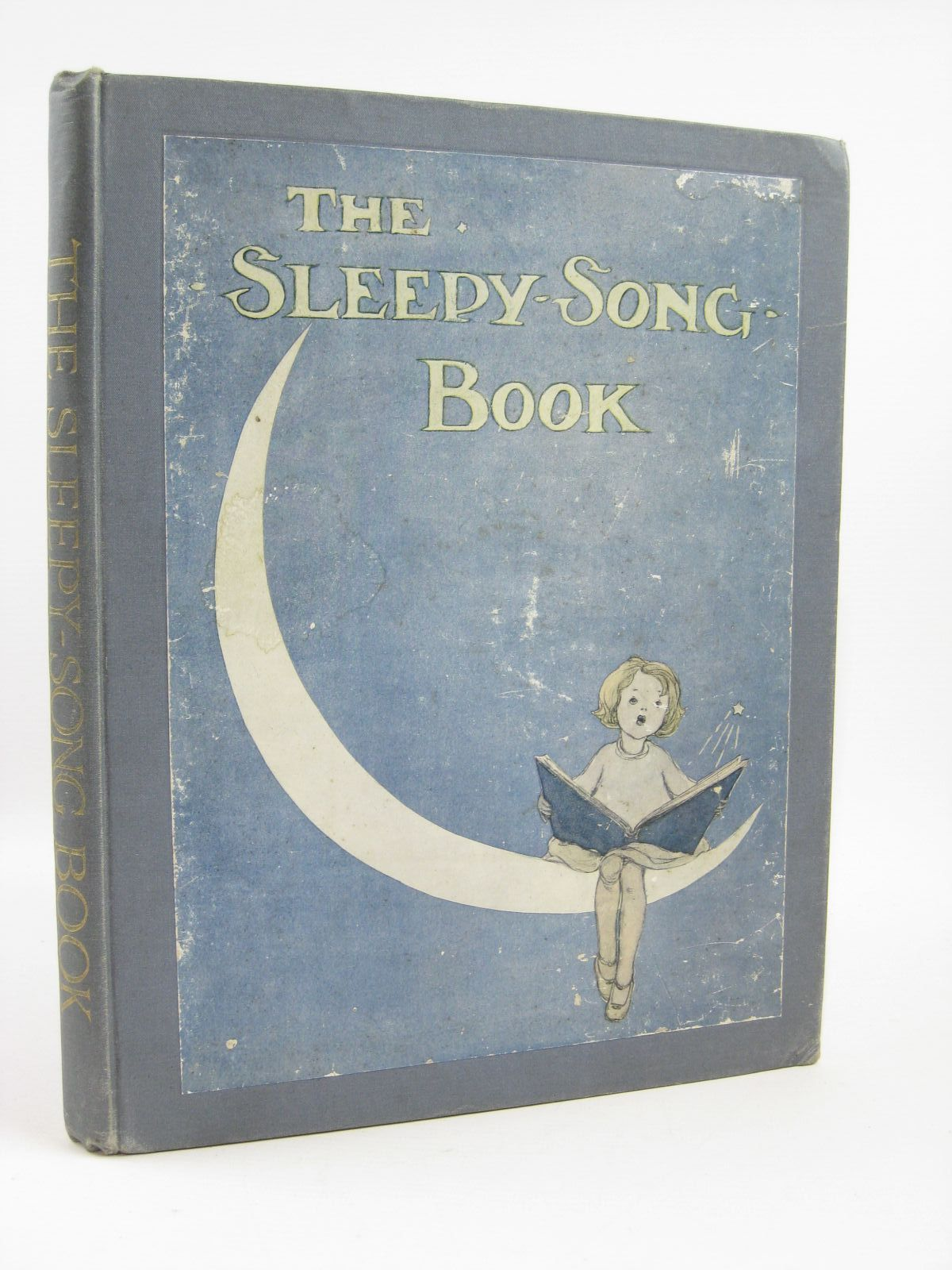 Photo of THE SLEEPY-SONG BOOK- Stock Number: 1506909
