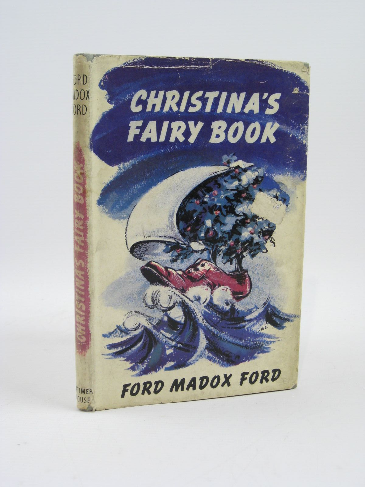 Photo of CHRISTINA'S FAIRY BOOK- Stock Number: 1506934
