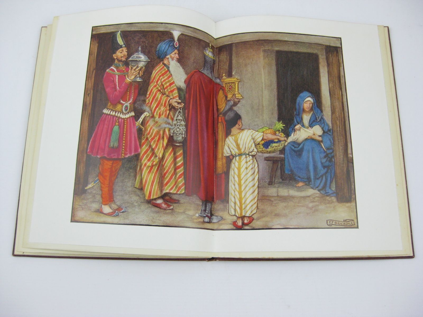 Photo of CAROLS illustrated by Brickdale, Eleanor Fortescue published by Alexander Moring Ltd. (STOCK CODE: 1506935)  for sale by Stella & Rose's Books