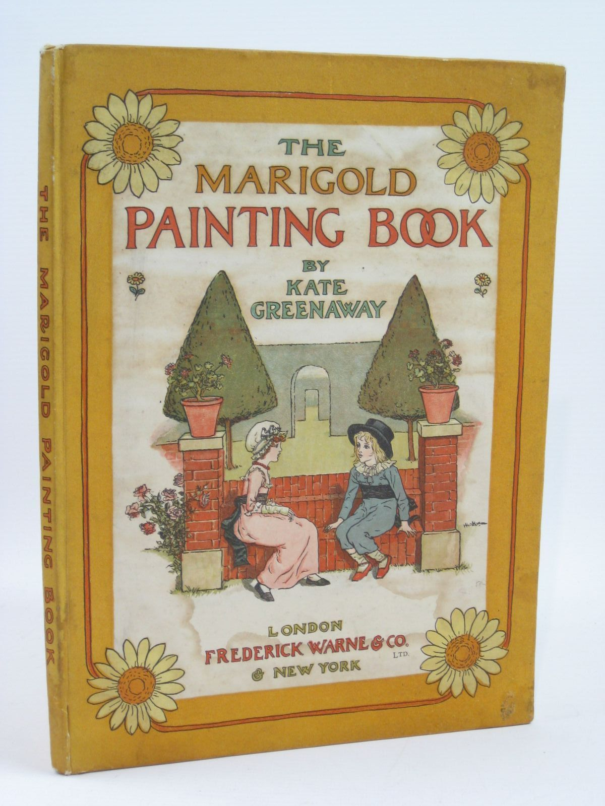 Photo of THE MARIGOLD PAINTING BOOK- Stock Number: 1506949