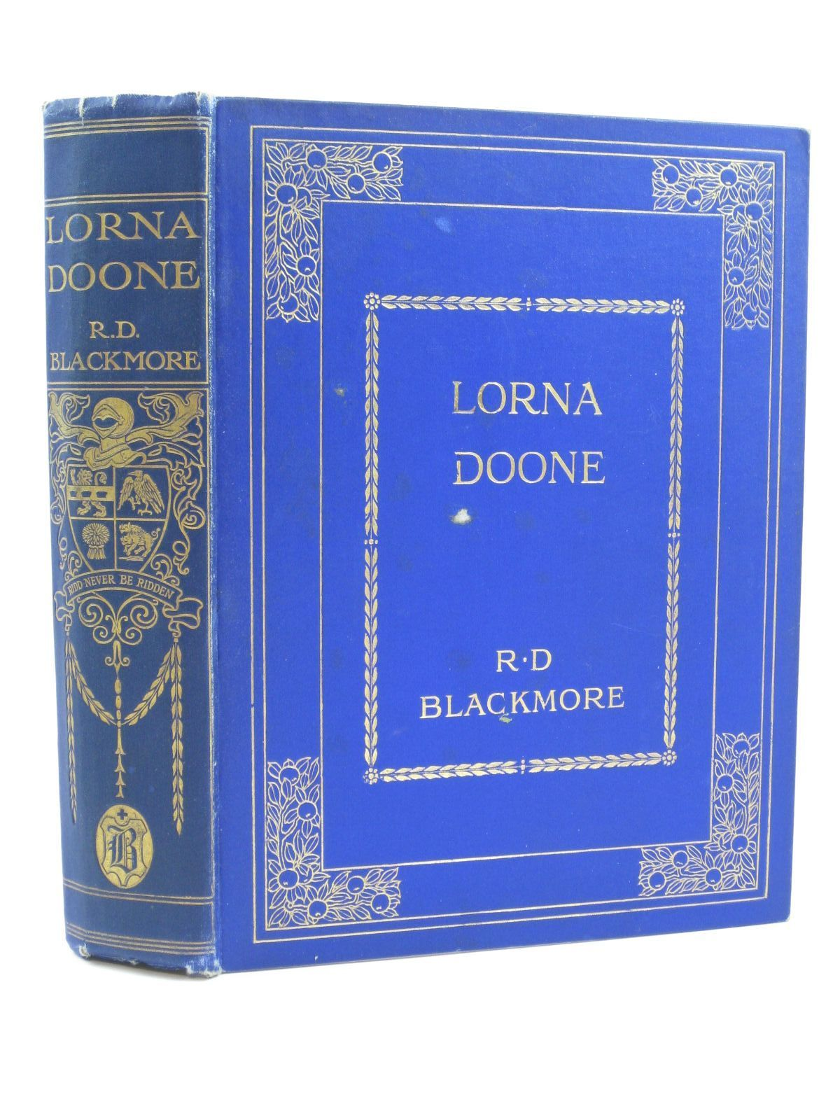 Photo of LORNA DOONE written by Blackmore, R.D. illustrated by Brock, C.E. Brittan, Charles E. published by Sampson Low, Marston & Co. Ltd., Boots the Chemists (STOCK CODE: 1506950)  for sale by Stella & Rose's Books