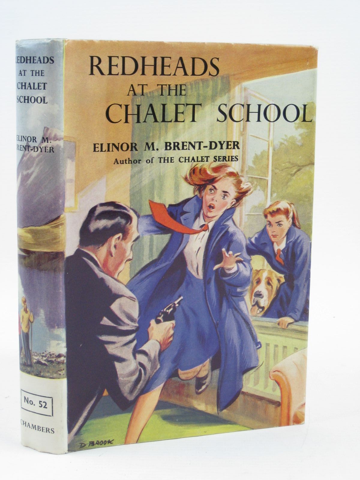 Photo of REDHEADS AT THE CHALET SCHOOL- Stock Number: 1506953