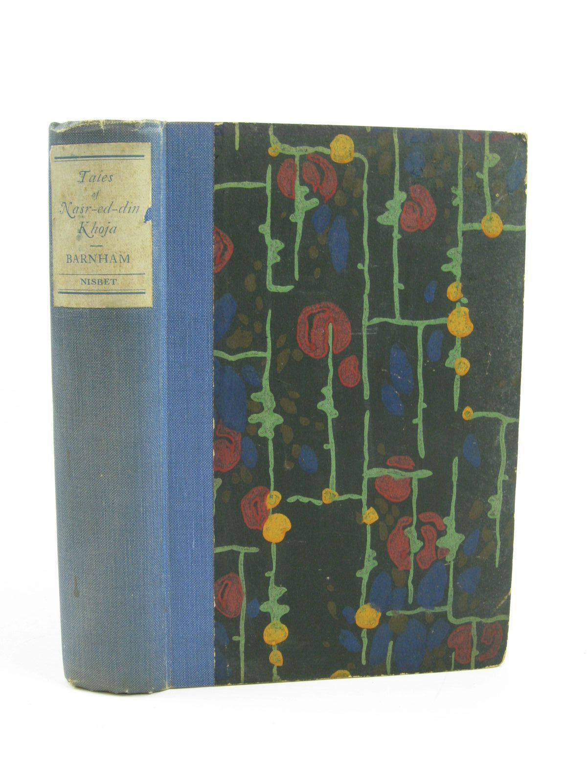 Photo of TALES OF NASR-ED-DIN KHOJA written by Barnham, Henry D. published by Nisbet & Co. Ltd. (STOCK CODE: 1507017)  for sale by Stella & Rose's Books