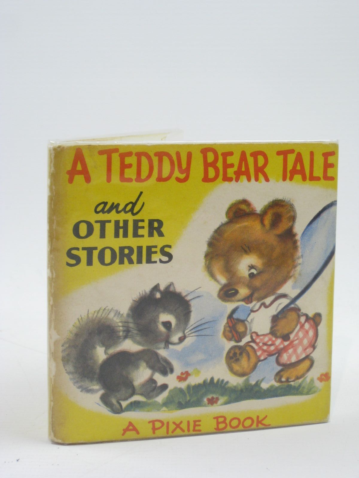 Photo of A TEDDY BEAR TALE AND OTHER STORIES written by Dixon, Miriam illustrated by Dixon, Miriam published by Collins (STOCK CODE: 1507105)  for sale by Stella & Rose's Books
