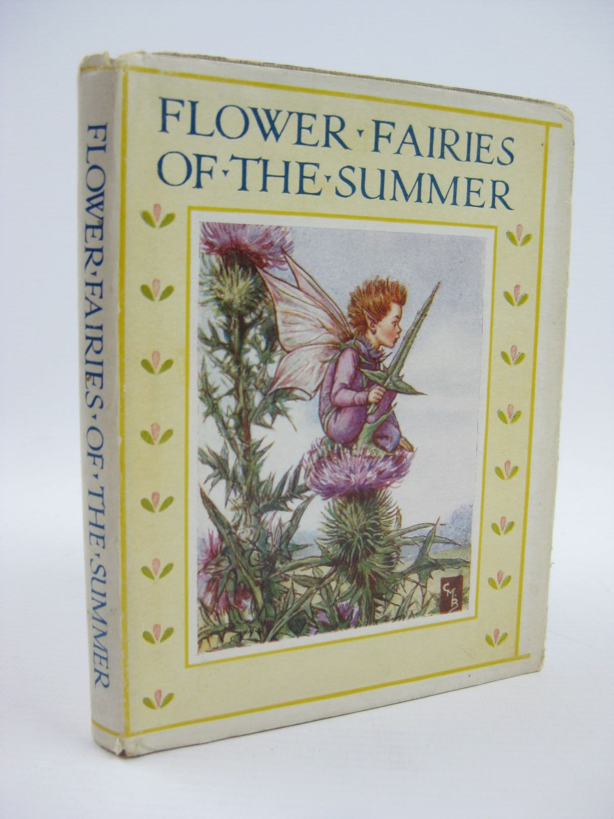 Photo of FLOWER FAIRIES OF THE SUMMER written by Barker, Cicely Mary illustrated by Barker, Cicely Mary published by Blackie & Son Ltd. (STOCK CODE: 1507127)  for sale by Stella & Rose's Books