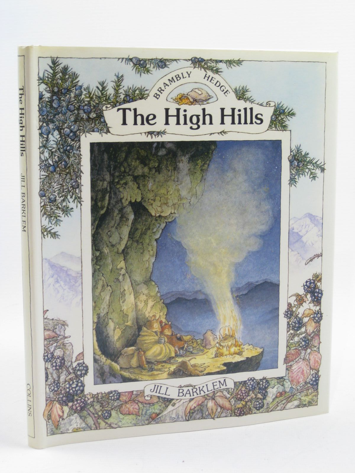 Photo of THE HIGH HILLS- Stock Number: 1507174