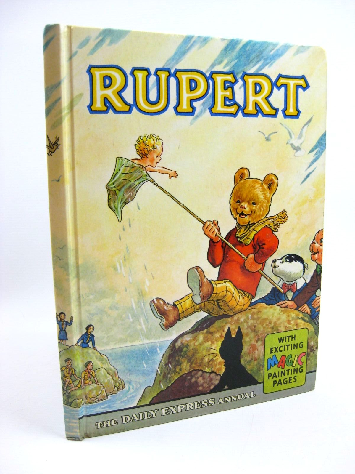Photo of RUPERT ANNUAL 1963 written by Bestall, Alfred illustrated by Bestall, Alfred published by Daily Express (STOCK CODE: 1507193)  for sale by Stella & Rose's Books