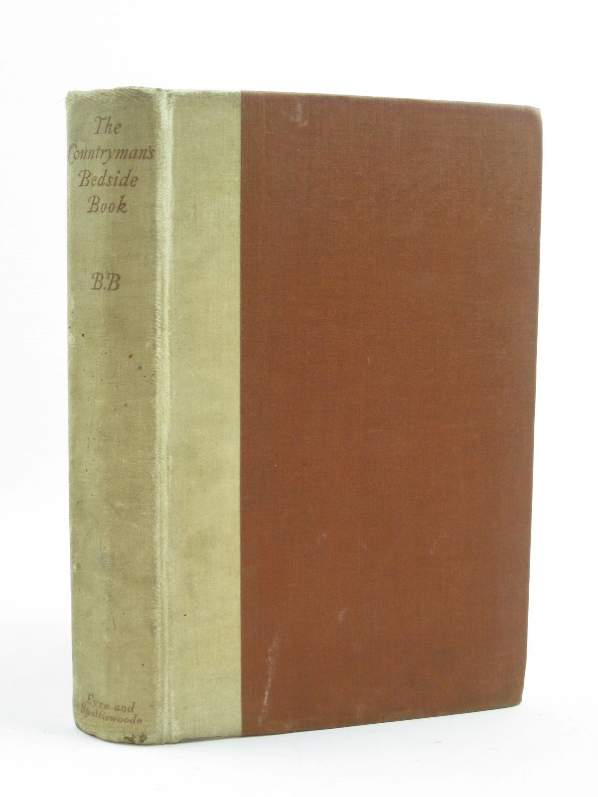 Photo of THE COUNTRYMAN'S BEDSIDE BOOK written by BB,  illustrated by BB,  published by Eyre & Spottiswoode (STOCK CODE: 1507232)  for sale by Stella & Rose's Books