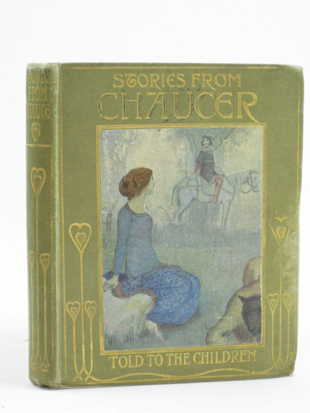 Photo of STORIES FROM CHAUCER written by Chaucer, Geoffrey<br />Kelman, Janet Harvey illustrated by Robinson, W. Heath published by T.C. &amp; E.C. Jack (STOCK CODE: 1507328)  for sale by Stella & Rose's Books