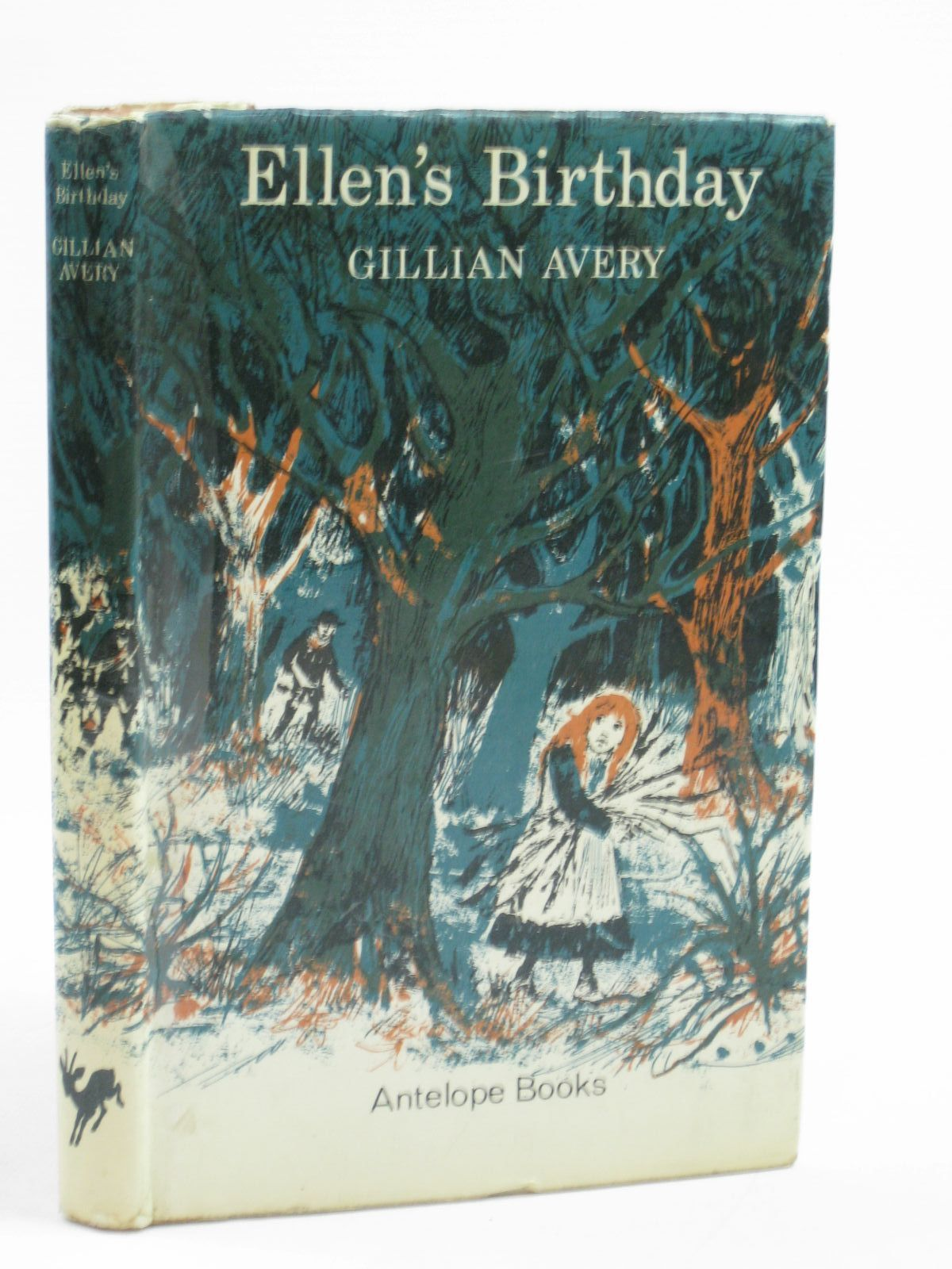 Photo of ELLEN'S BIRTHDAY written by Avery, Gillian illustrated by Turska, Krystyna published by Hamish Hamilton (STOCK CODE: 1507345)  for sale by Stella & Rose's Books