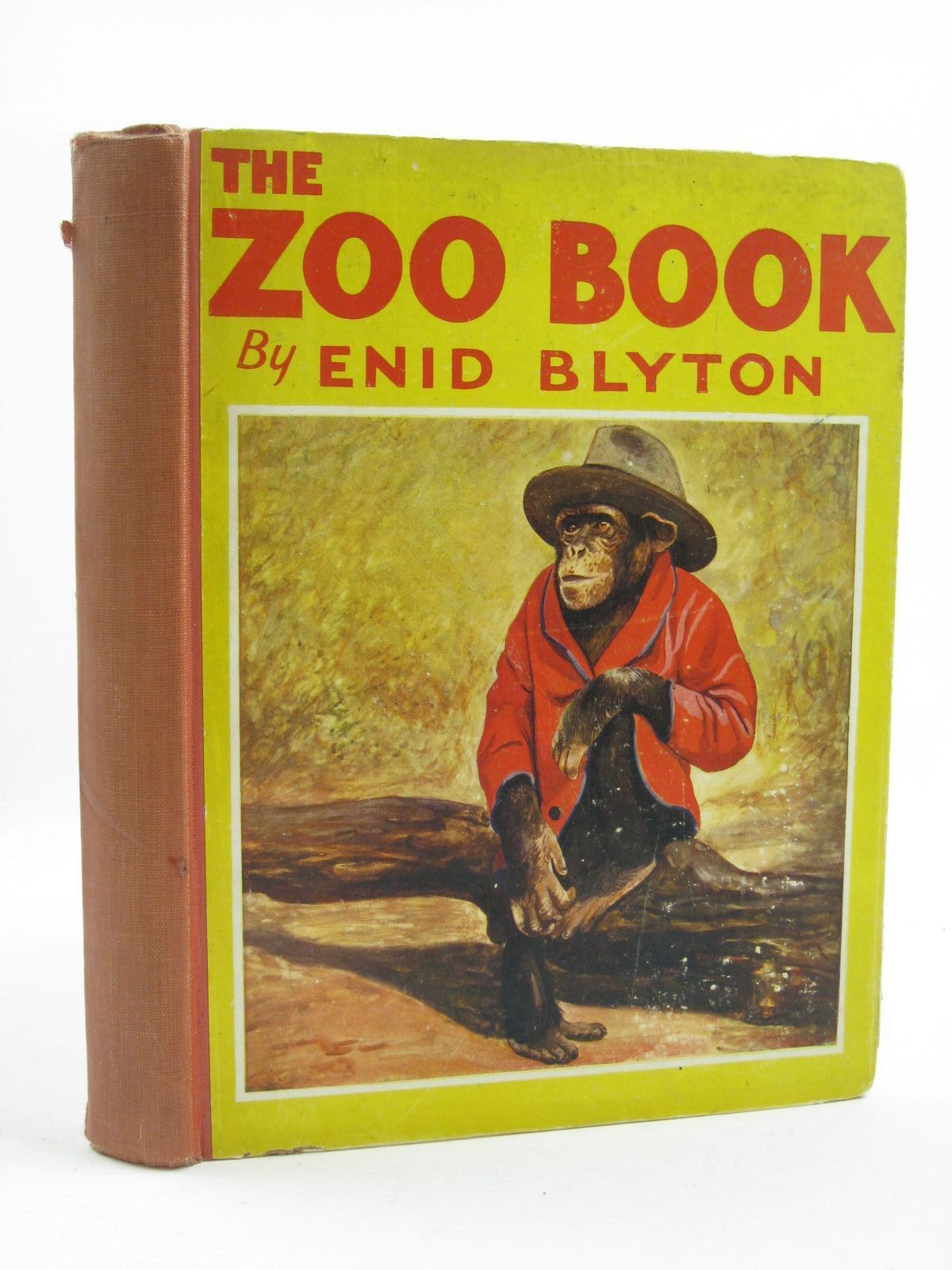 Photo of THE ZOO BOOK written by Blyton, Enid published by George Newnes Ltd. (STOCK CODE: 1507367)  for sale by Stella & Rose's Books