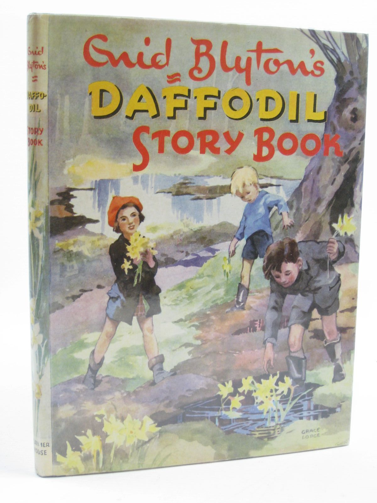Photo of ENID BLYTON'S DAFFODIL STORY BOOK written by Blyton, Enid published by Latimer House Limited (STOCK CODE: 1507402)  for sale by Stella & Rose's Books