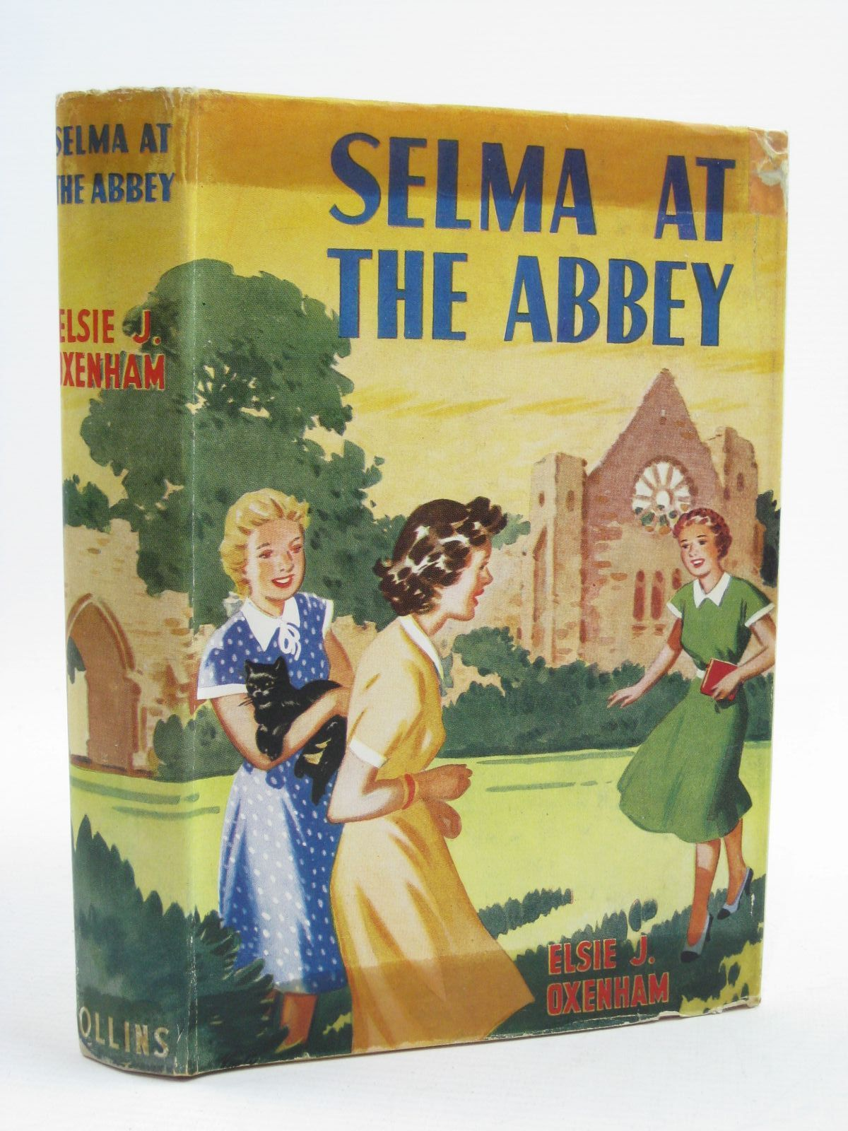 Photo of SELMA AT THE ABBEY written by Oxenham, Elsie J. published by Collins (STOCK CODE: 1507436)  for sale by Stella & Rose's Books