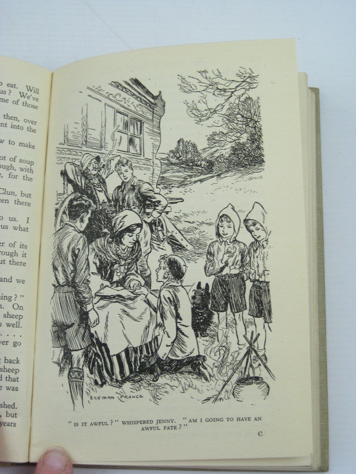 Photo of THE SECRET OF GREY WALLS written by Saville, Malcolm illustrated by Prance, Bertram published by George Newnes Ltd. (STOCK CODE: 1507445)  for sale by Stella & Rose's Books