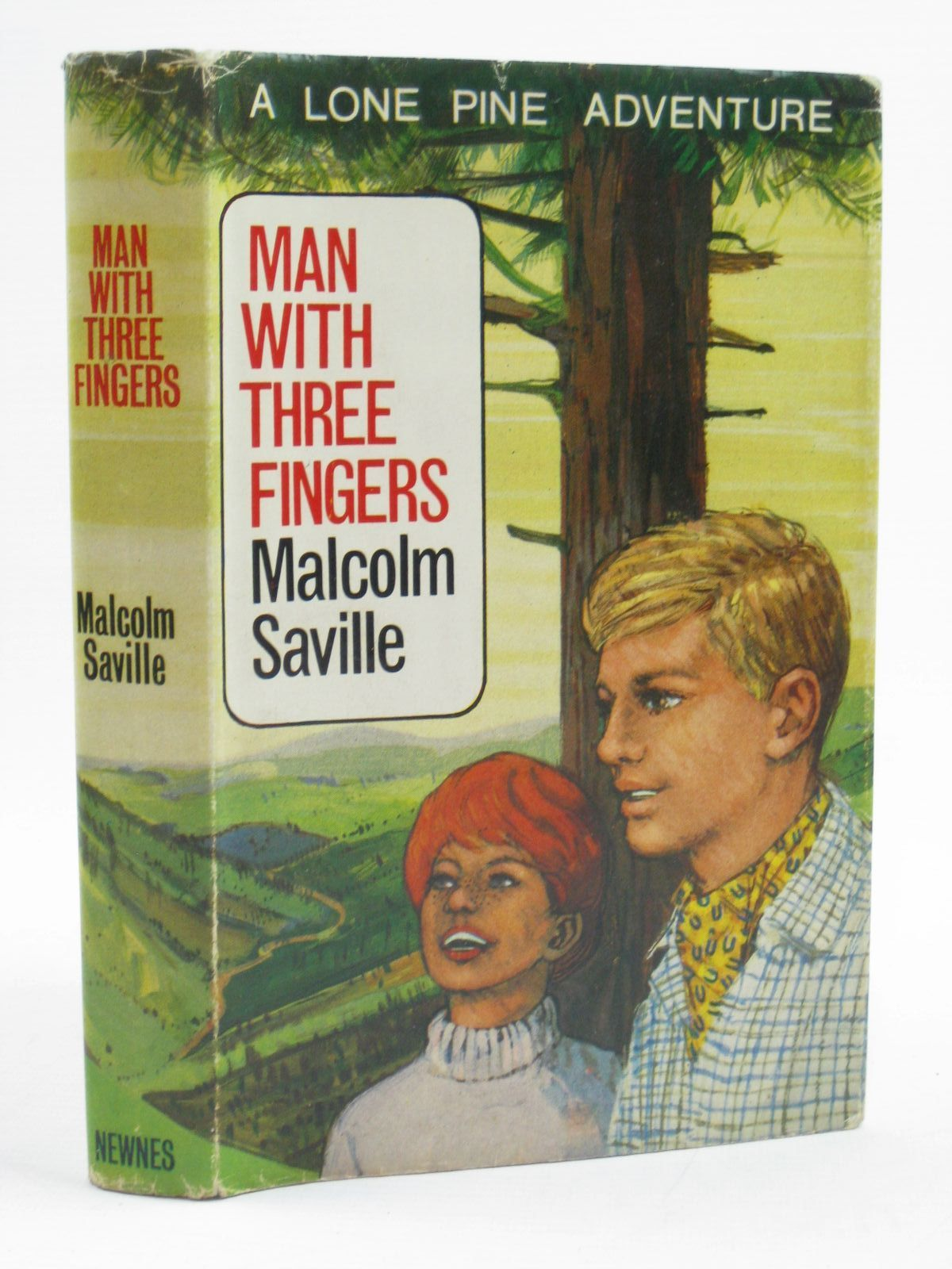 Photo of MAN WITH THREE FINGERS- Stock Number: 1507446