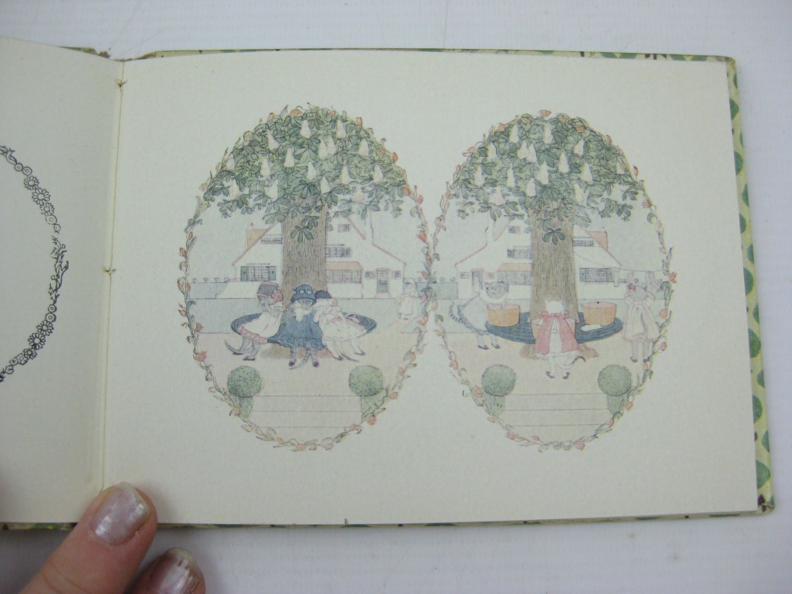 Photo of BABY'S LITTLE RHYME BOOK illustrated by Willebeek Le Mair, Henriette published by Augener Ltd. (STOCK CODE: 1507460)  for sale by Stella & Rose's Books