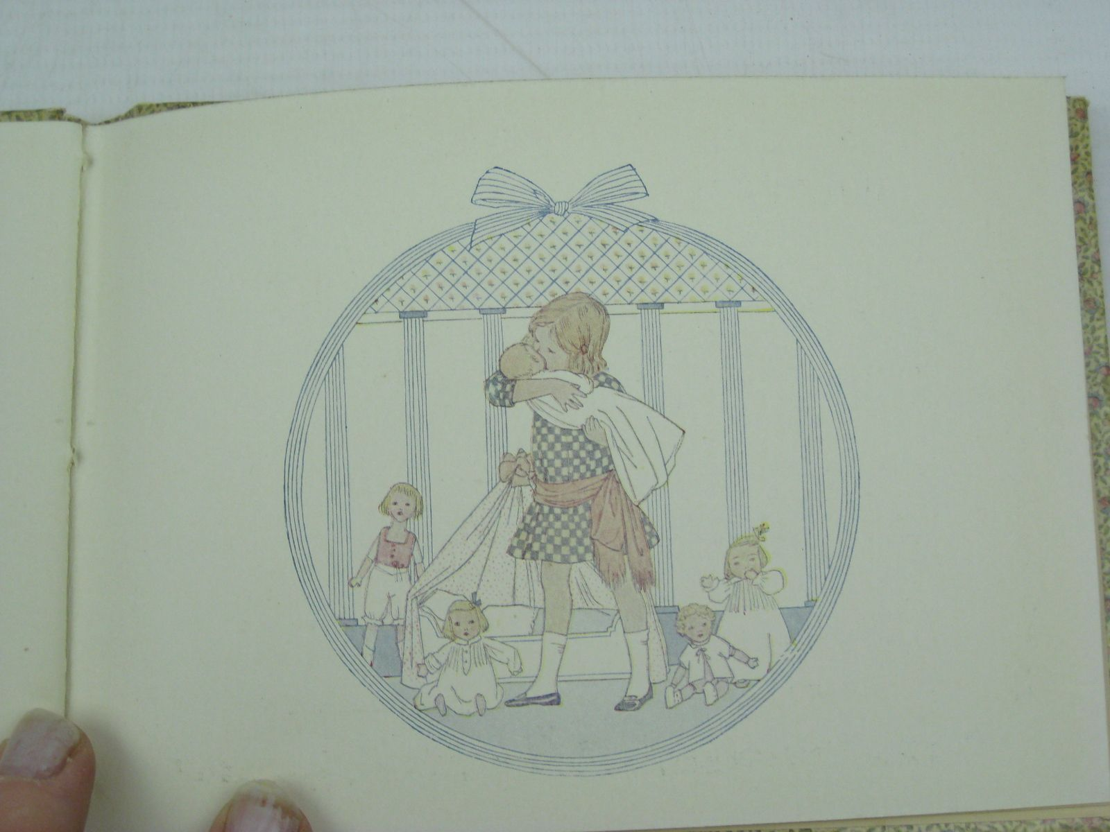 Photo of NURSIE'S LITTLE RHYME BOOK illustrated by Willebeek Le Mair, Henriette published by Augener Ltd. (STOCK CODE: 1507461)  for sale by Stella & Rose's Books