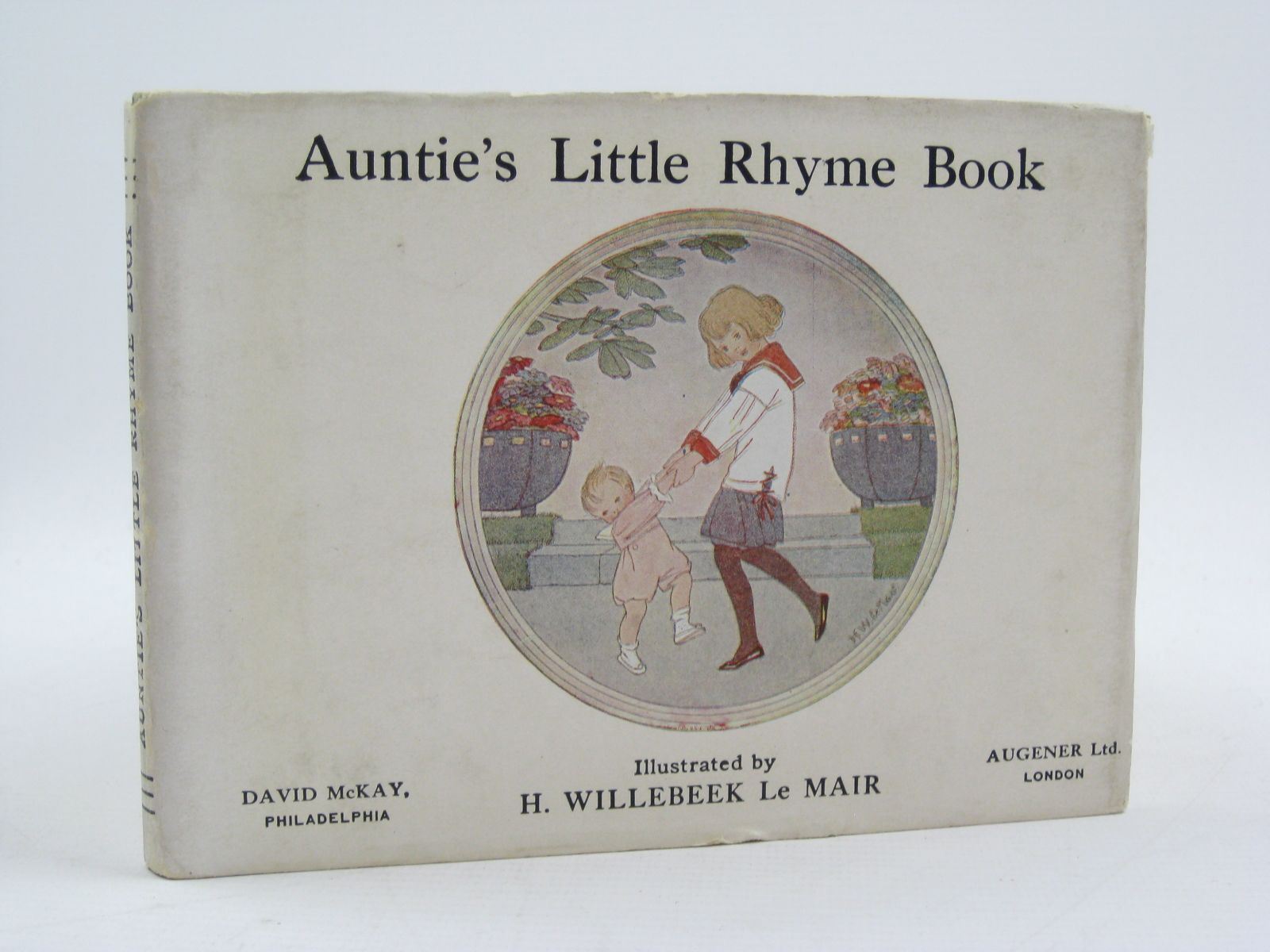 Photo of AUNTIE'S LITTLE RHYME BOOK- Stock Number: 1507462