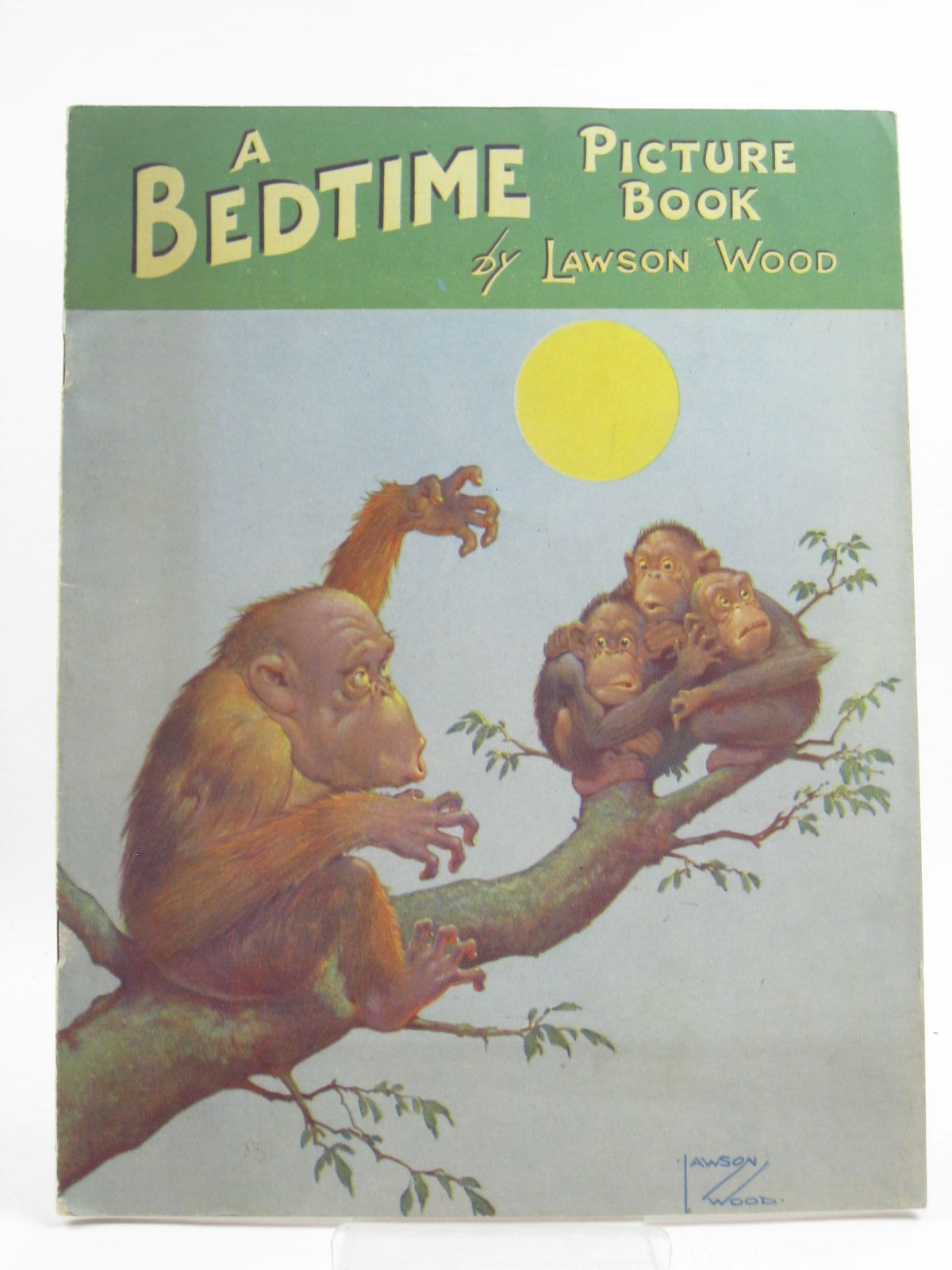 Photo of A BEDTIME PICTURE BOOK- Stock Number: 1507486