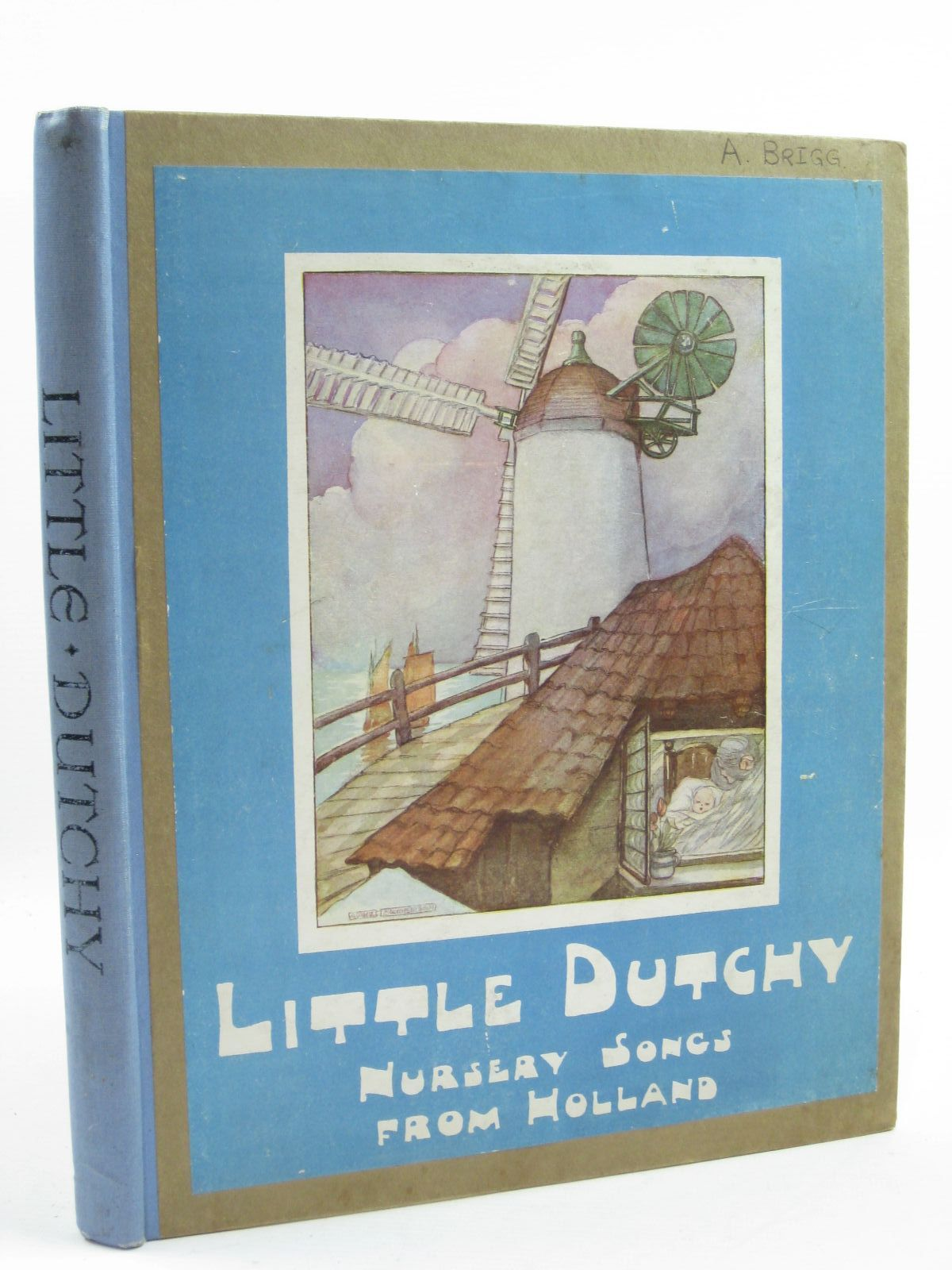 Photo of LITTLE DUTCHY - NURSERY SONGS FROM HOLLAND- Stock Number: 1507493