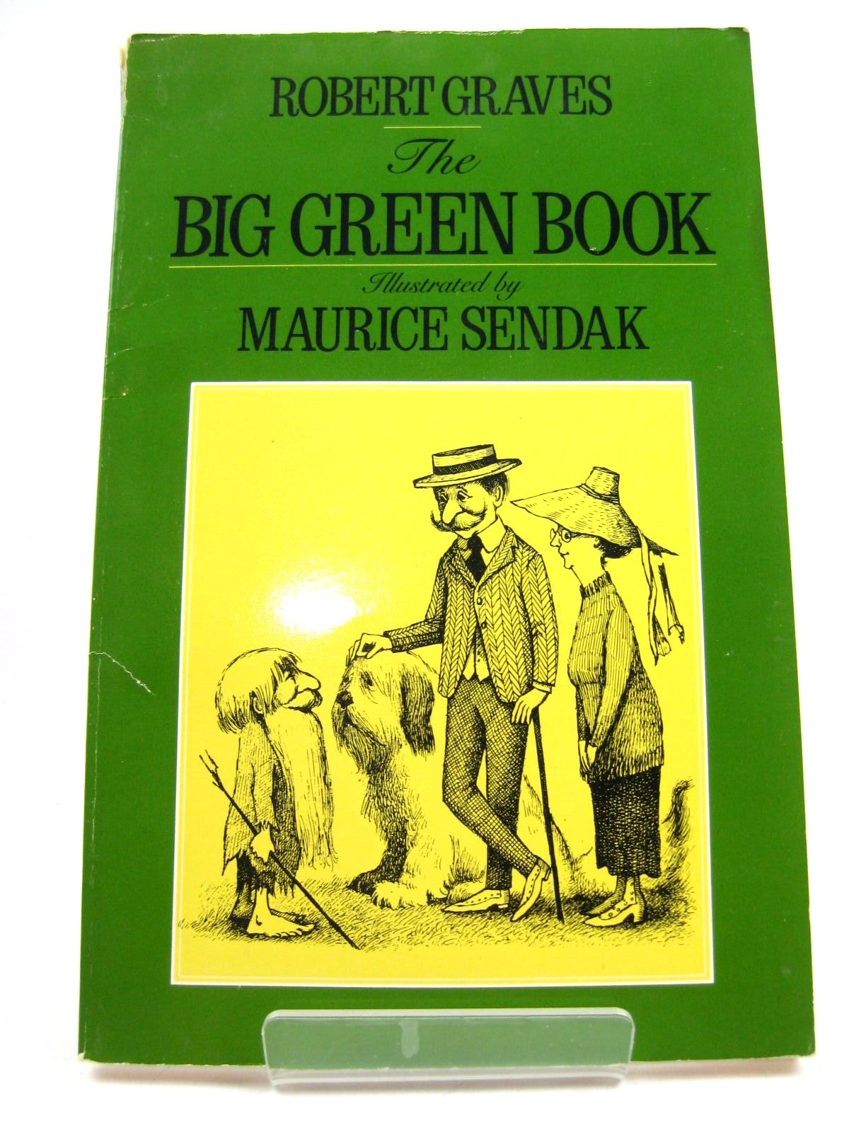 Photo of THE BIG GREEN BOOK- Stock Number: 1507562