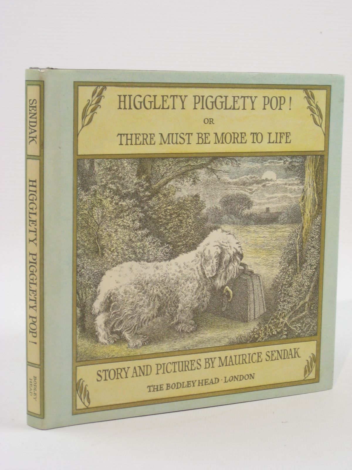 Photo of HIGGLETY PIGGLETY POP! OR THERE MUST BE MORE TO LIFE- Stock Number: 1507594
