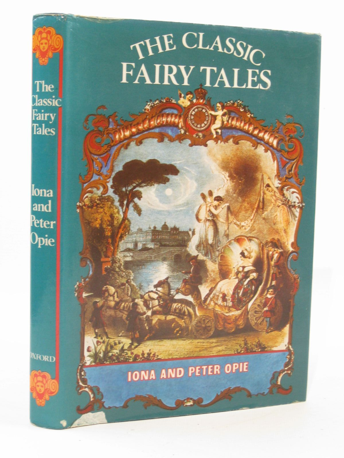 Photo of THE CLASSIC FAIRY TALES- Stock Number: 1507623