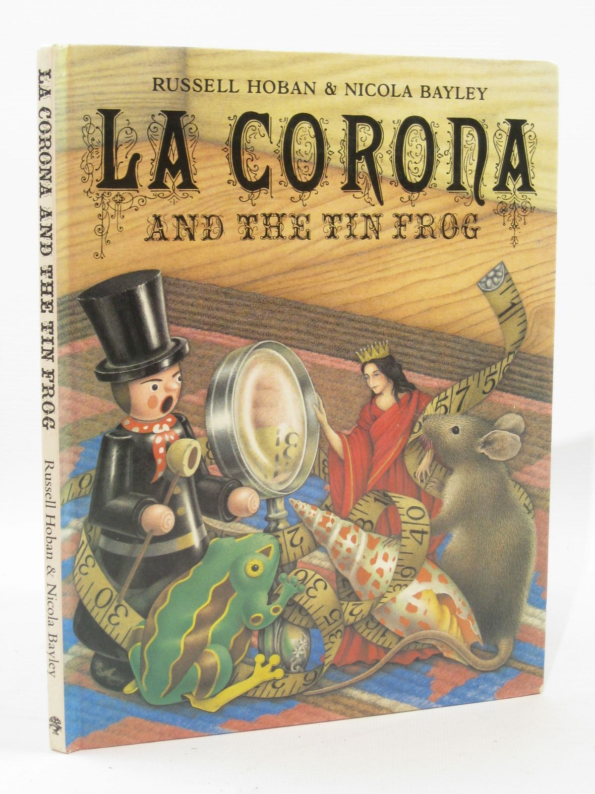 Photo of LA CORONA AND THE TIN FROG- Stock Number: 1507626