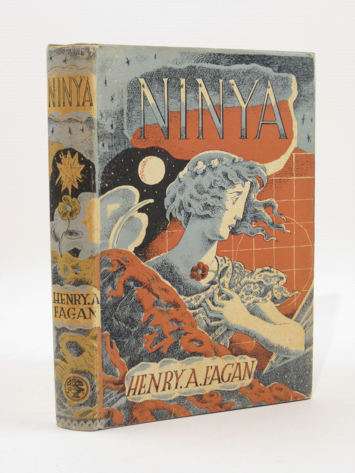 Photo of NINYA A FANTASY OF A STRANGE LITTLE WORLD- Stock Number: 1507676
