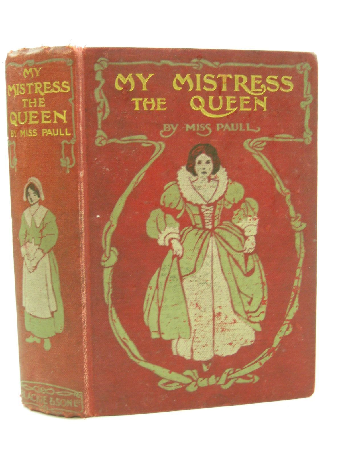 Photo of MY MISTRESS THE QUEEN- Stock Number: 1507684