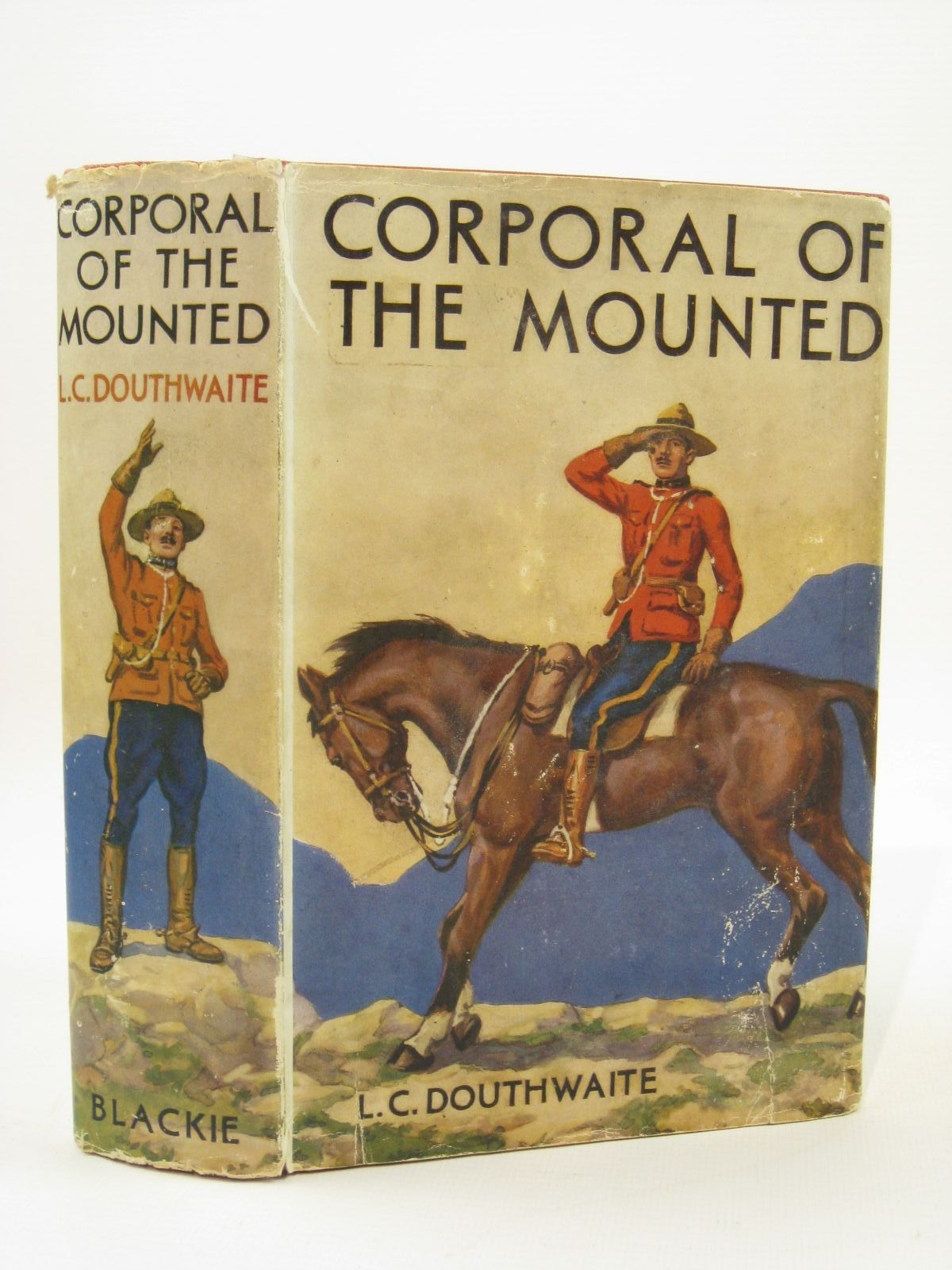 Photo of CORPORAL OF THE MOUNTED- Stock Number: 1507686
