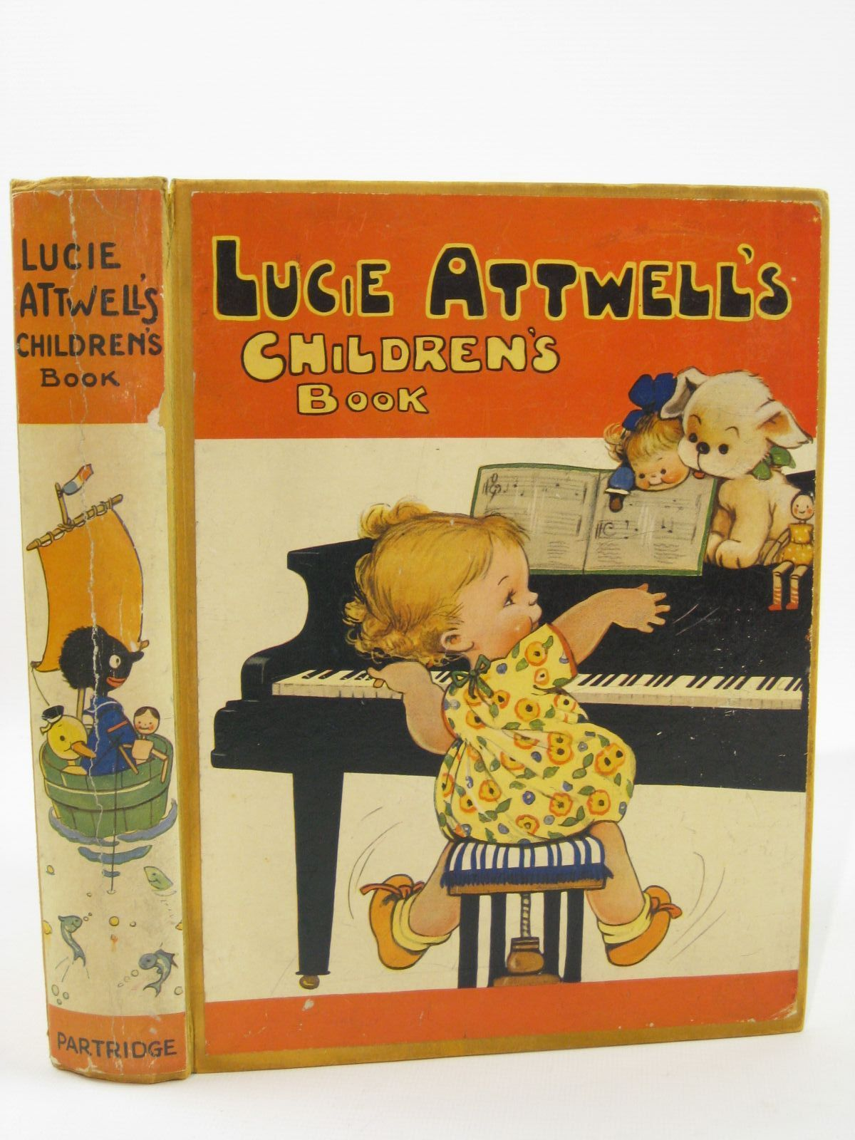 Photo of LUCIE ATTWELL'S CHILDREN'S BOOK- Stock Number: 1507693