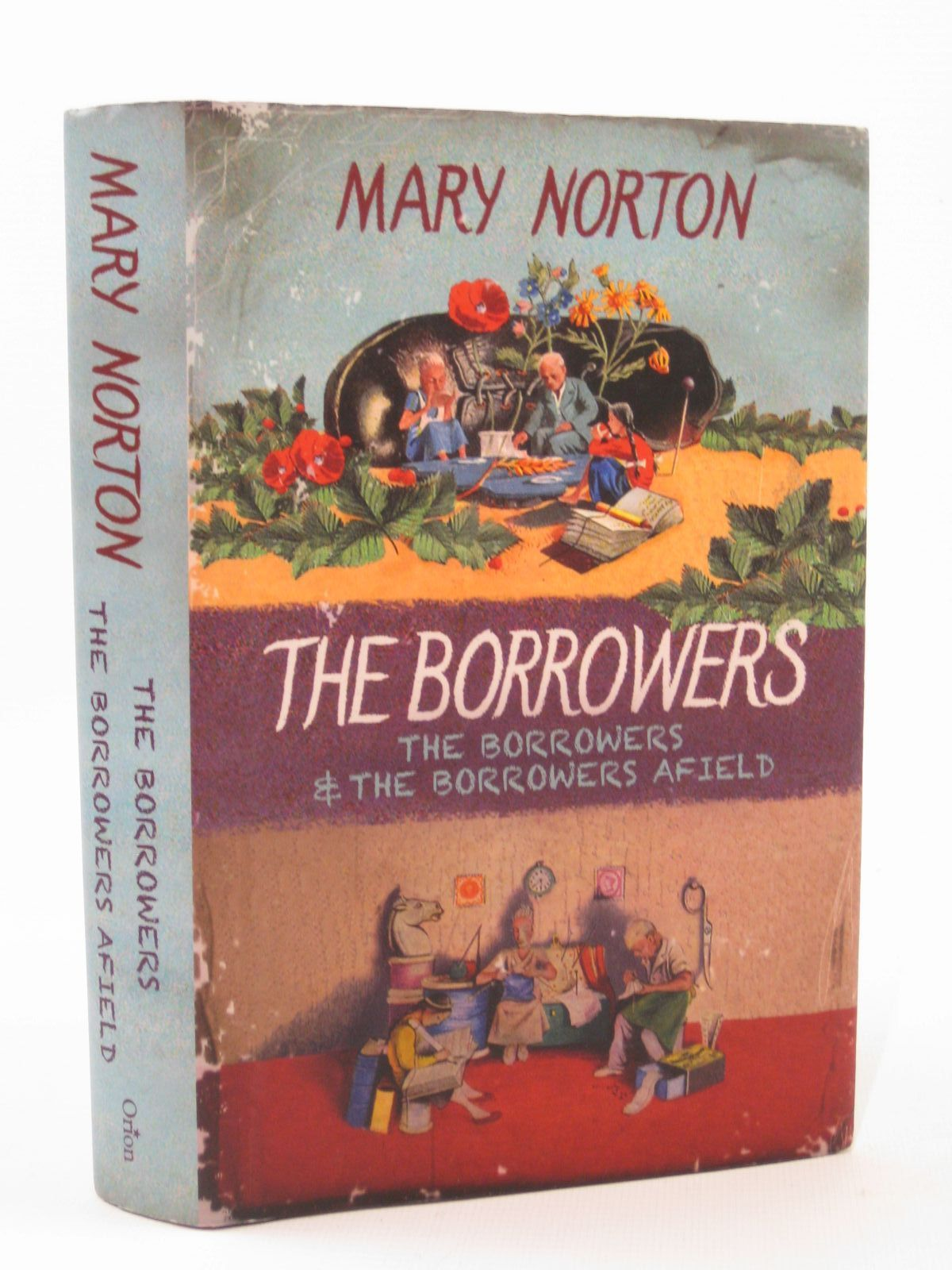 Photo of THE BORROWERS THE BORROWERS AFIELD- Stock Number: 1507700