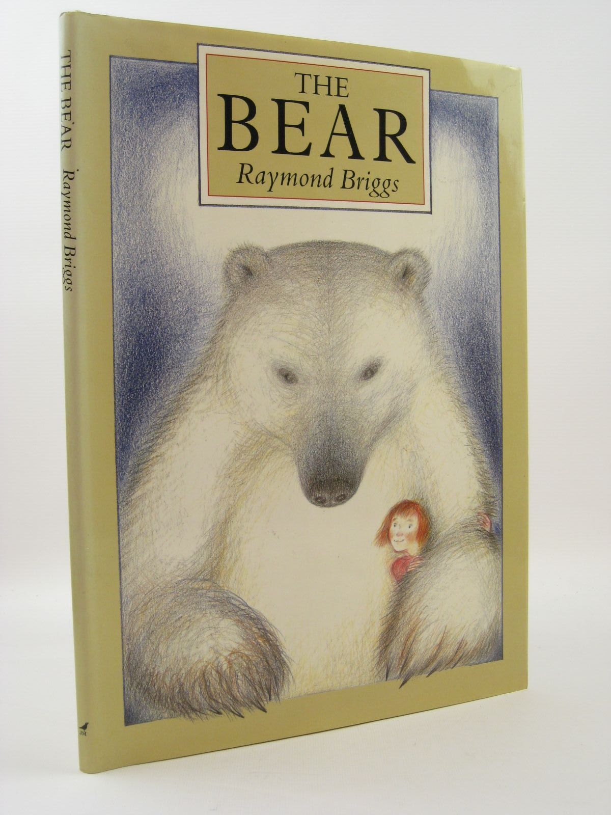 Photo of THE BEAR written by Briggs, Raymond illustrated by Briggs, Raymond published by Julia MacRae Books (STOCK CODE: 1507707)  for sale by Stella & Rose's Books