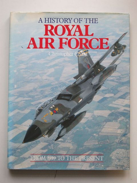 Photo of A HISTORY OF THE ROYAL AIR FORCE- Stock Number: 1601074