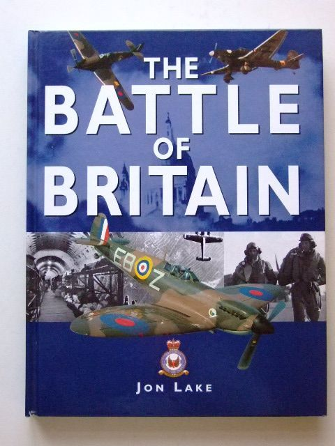 Photo of THE BATTLE OF BRITAIN written by Lake, Jon published by Silverdale Books (STOCK CODE: 1601245)  for sale by Stella & Rose's Books