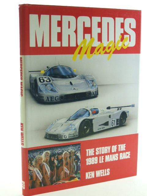 Photo of MERCEDES MAGIC written by Wells, Ken published by Prancing Tortoise Publications (STOCK CODE: 1601939)  for sale by Stella & Rose's Books